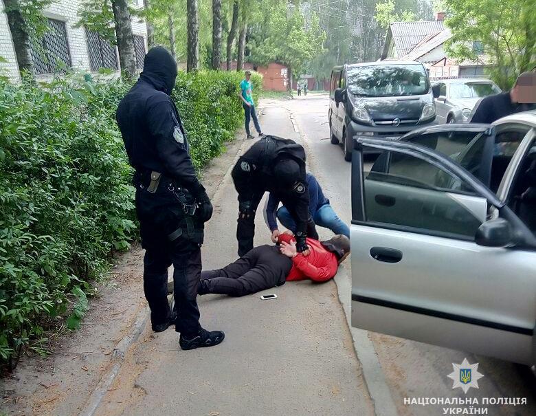 Оба ранее уже привлекались к уголовной ответственности / фото zt.npu.gov.ua