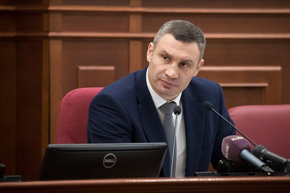Кличко відзначив, що вулиця Сагайдачного та Контрактова площа стали пішохідною зоною / фото klichko.org