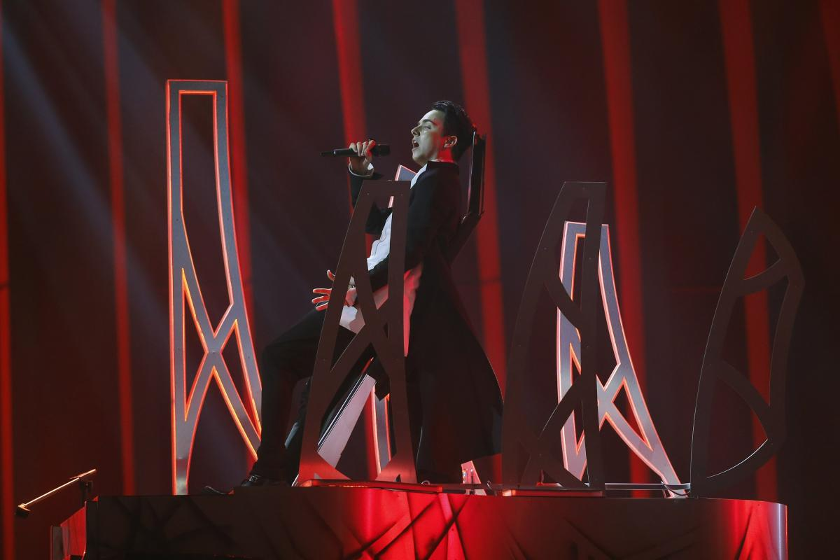 MELOVIN с песней Under the Ladder / фото REUTERS