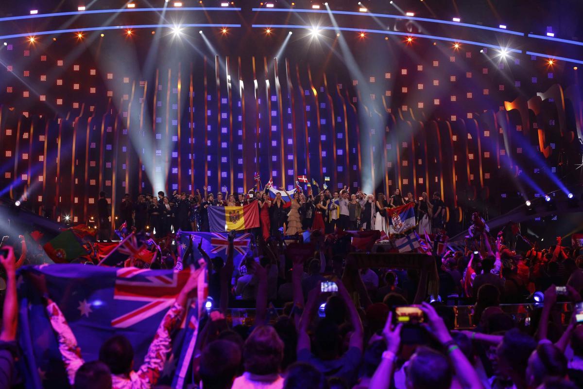 Вторая десятка финалистов Евровидения-2018 / REUTERS