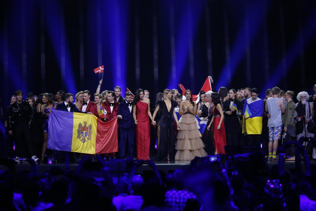 В Лиссабоне определились финалисты Евровидения / REUTERS