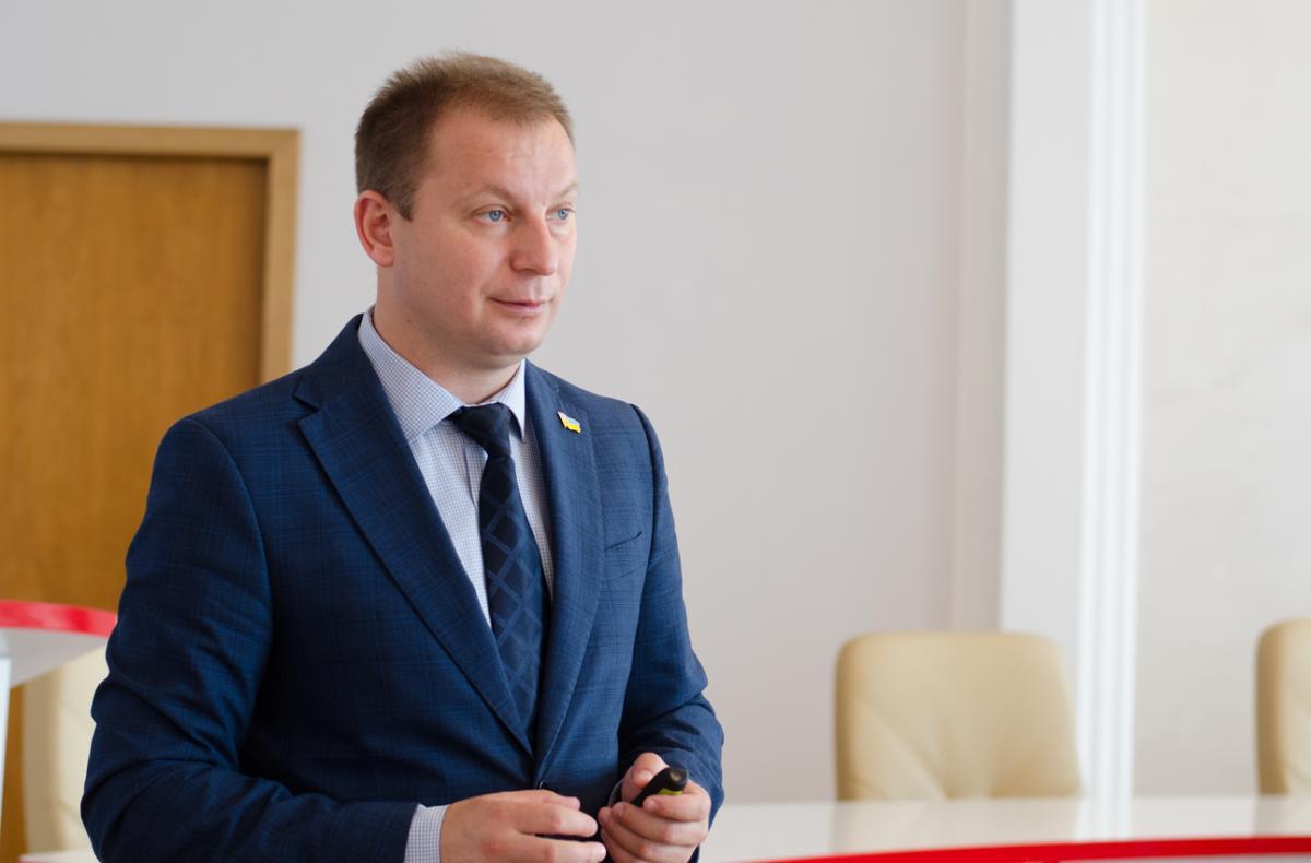 Степан Барна поїхав із візитом до Польщі / фото прес-служби ТОДА
