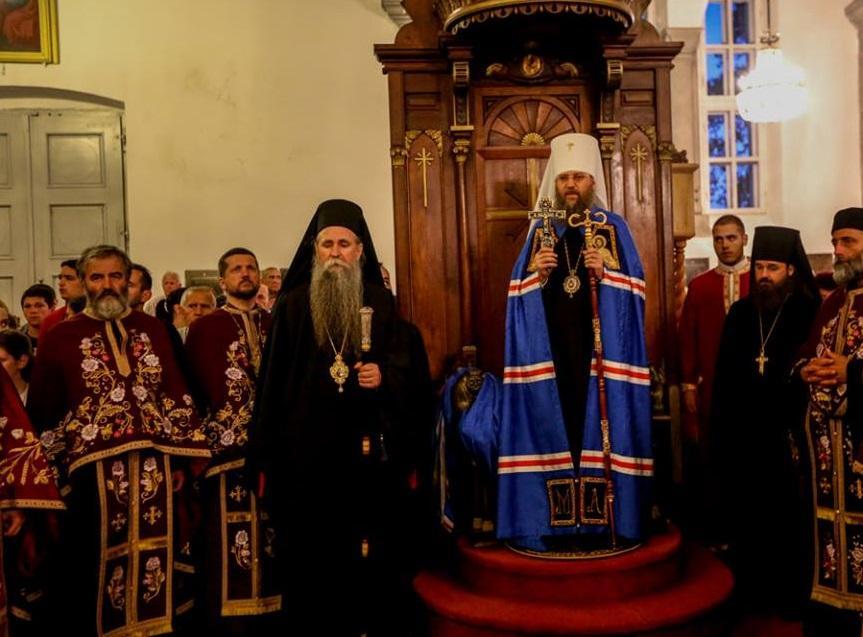 Управляющий делами УПЦ принимает участие в торжествах в честь святителя Василия Острожского / news.church.ua