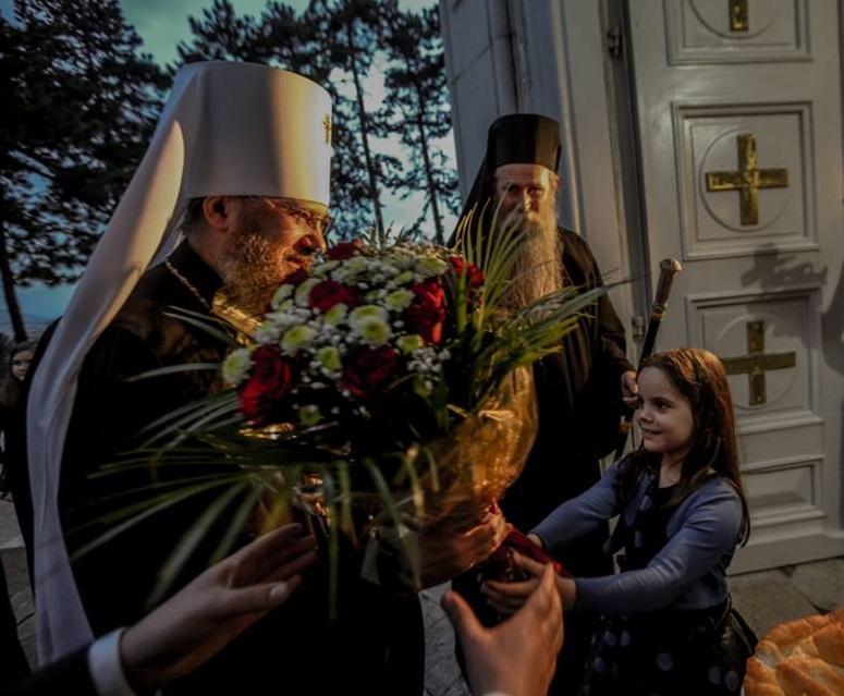 Учора Митрополит Антоній прибув до до Чорногорії / news.church.ua