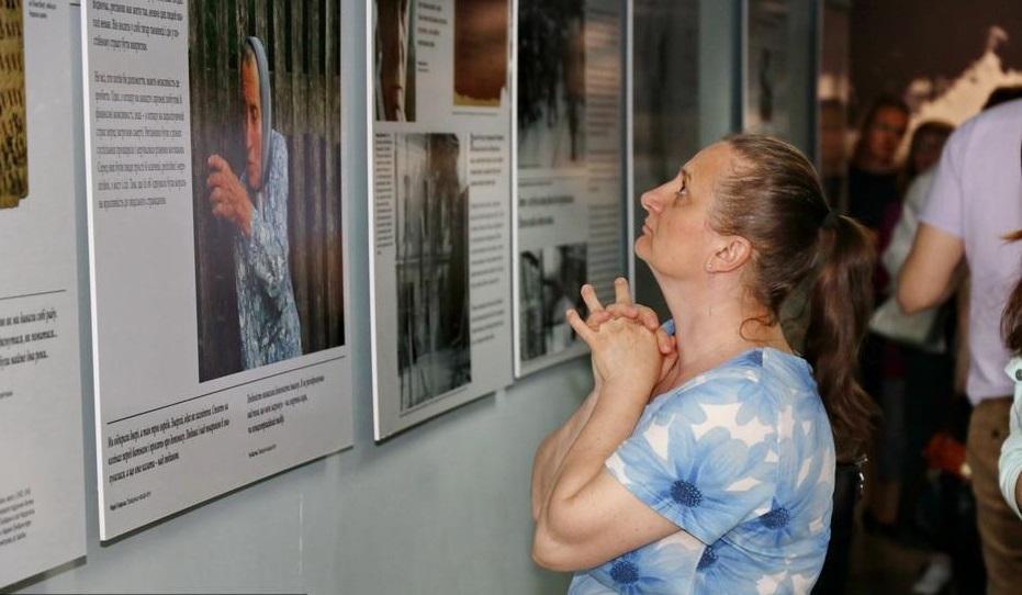 Выставка будет экспонироваться в Еврейском Музее Днепра до середины июля / djc.com.ua