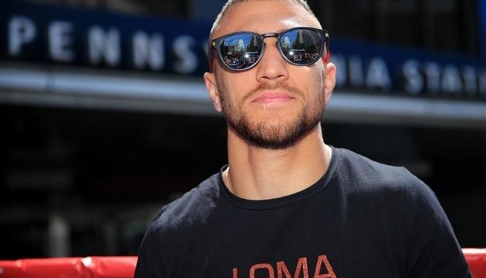 Ломаченко получит награду перед титульный боем в Нью-Йорке / boxingscene.com