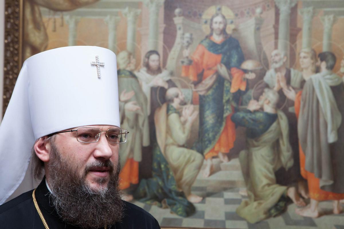 Керуючий справами УПЦ розповів, що створення в Україні паралельної церковної юрисдикції прирече мрію про єдину Церкву / news.church.ua