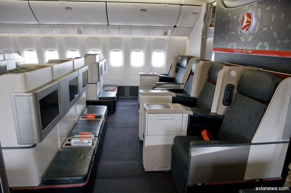 Бизнес-класс / фото avianews.com