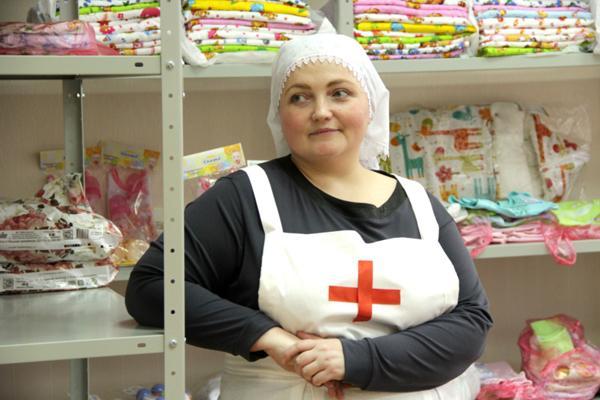В кризисных центрах оказывается поддержка женщинам, отказавшимся от абортов / diaconia.ru