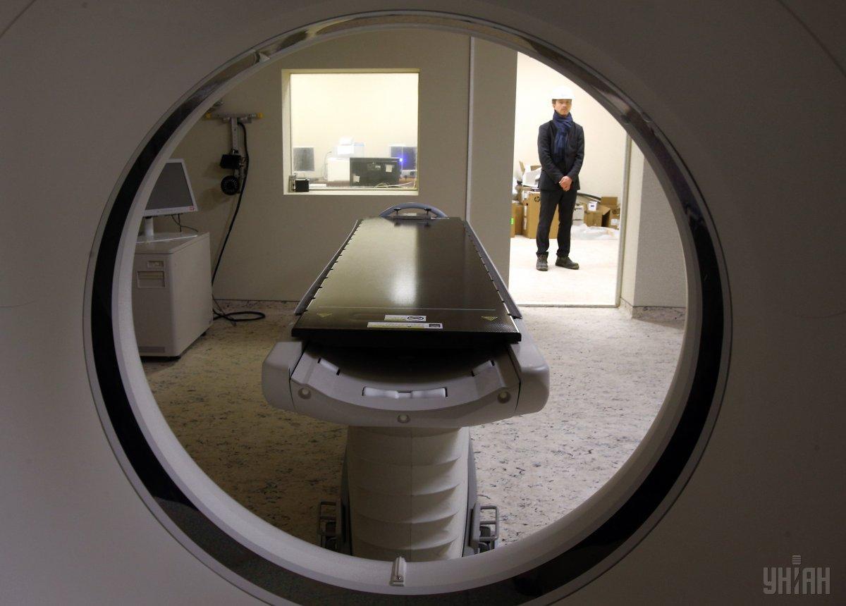 Стоит ли делать компьютерную томографию при COVID-19 / фото УНИАН