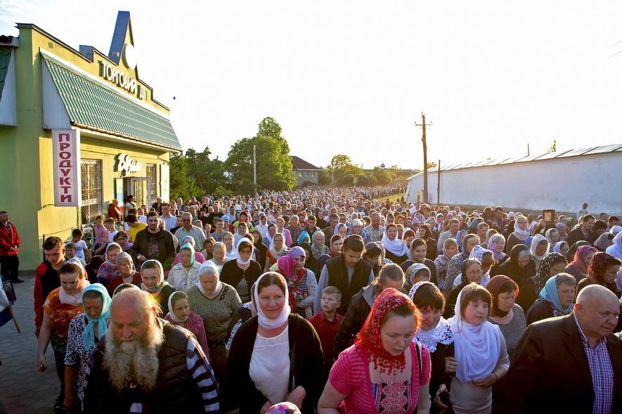 У Почаєві розпочалися святкування на честь преподобного Амфілохія / pochaev.org.ua
