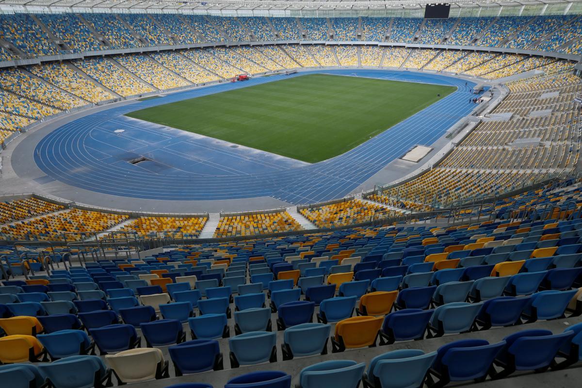 НСК Олімпійський / фото REUTERS