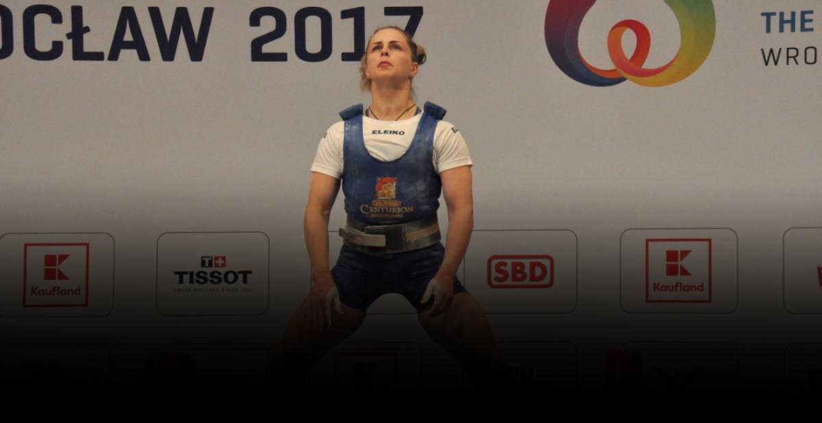 Чемпіонка Всесвітніх ігор Лариса Соловйова: Колись давно підрахувала, що за одне тренування піднімаю до 20 тонн. Але зараз таких підрахунків вже не веду