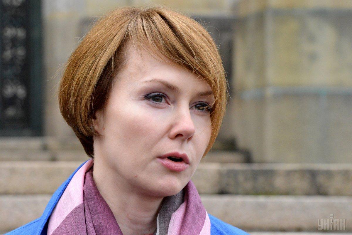 Заместитель министра подчеркнула, что иск Украины касается многочисленных нарушений Россией этой конвенции / фото УНИАН