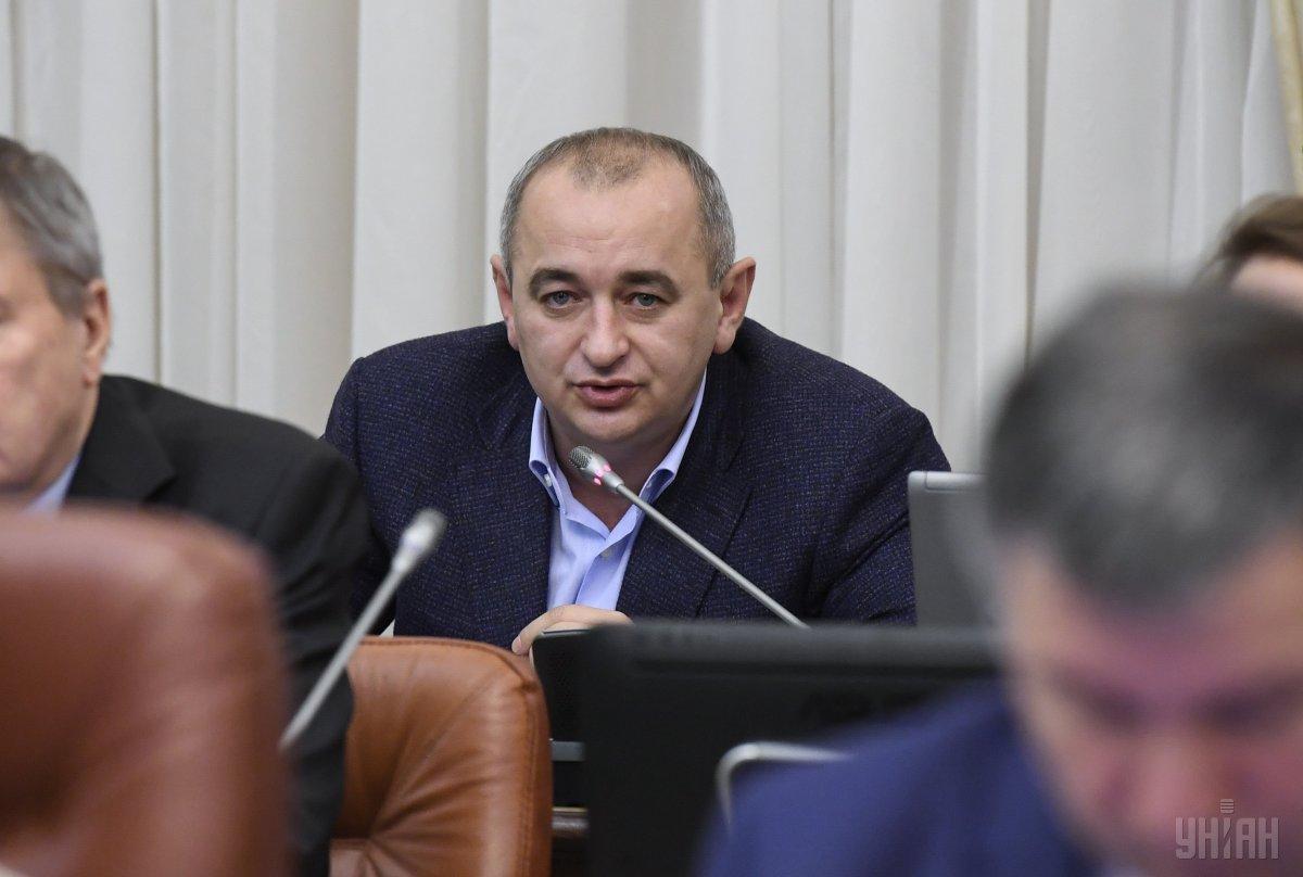 Матиос заявил, что выезжал из Украины по работе / фото УНИАН