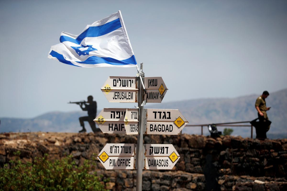 Ситуация в Израиле обострилась / Иллюстрация / REUTERS