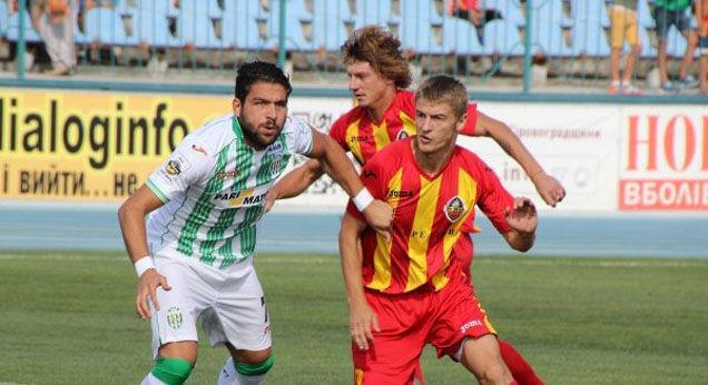 Зирка и Карпаты сыграли вничью в матче чемпионата Украины / iSport.ua