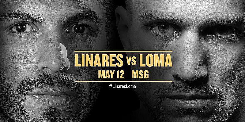 Ломаченко и Линарес проводят бой за титул чемпиона мира / The Boxing Channel
