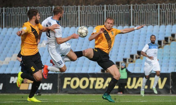 Сталь програла Олександрії у матчі УПЛ / UA-Football