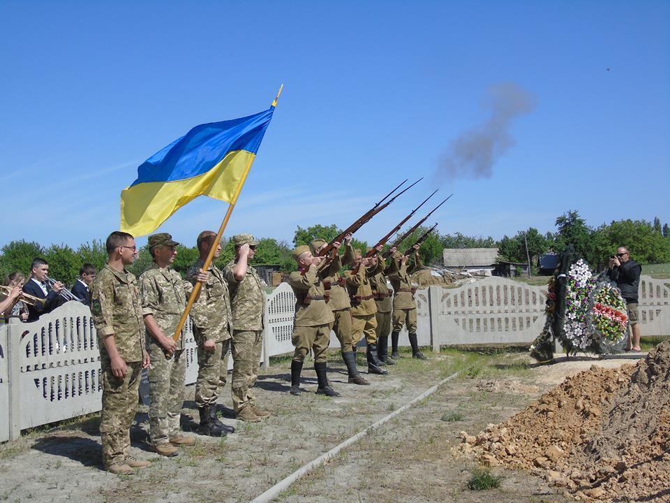 Бйцы погибли в оборонительно-освободительных боях 1941-1943 годов вблизи Малина \ Малинский горсовет