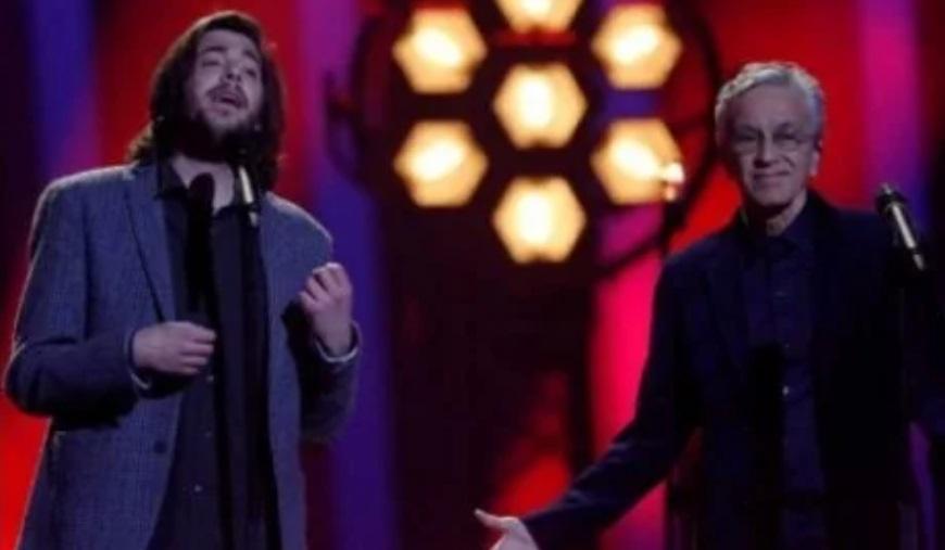 Фінал Євробачення 2018: Сальвадор Зібрав заспівав у дуеті з Каетану Велозу / rtve.es