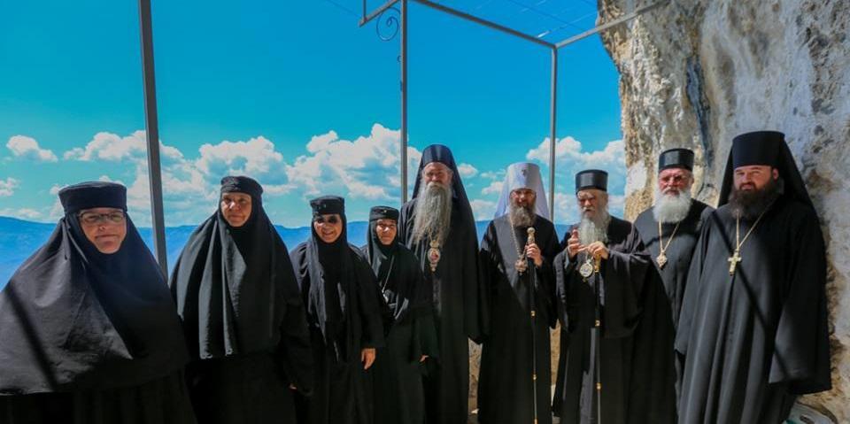 Митрополит Антоний пребывает в Черногории / news.church.ua