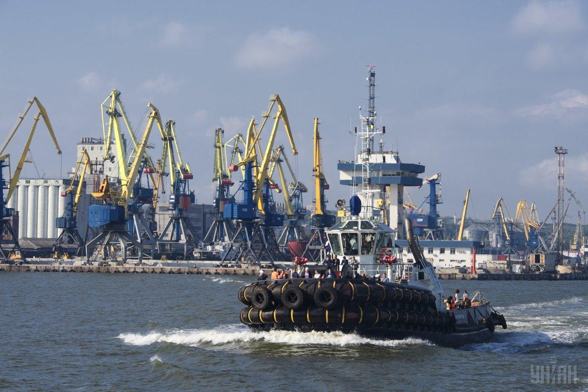 Бурбак не исключает, что Россия начала блокаду украинских портов в Азовском море / фото УНИАН