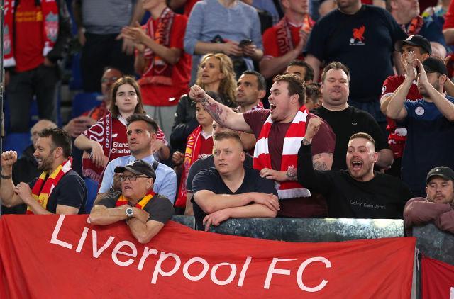 Фанати Ліверпуля все-таки не зможуть потрапити на матч протиРеалуaol.co.uk