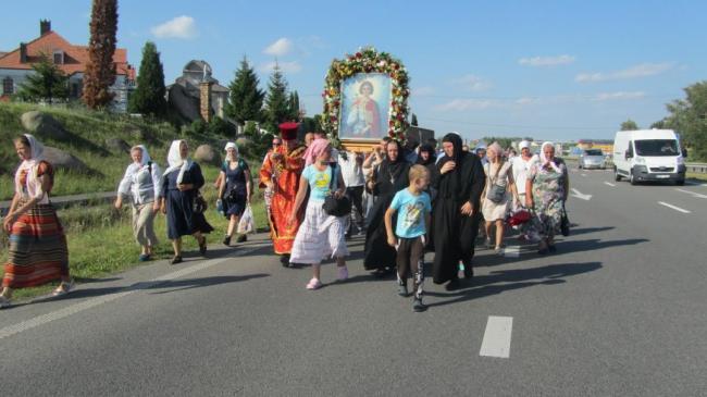 На Ровенщине состоится крестный ход / rivnepost.rv.ua