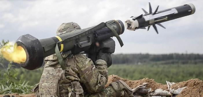 В Украине ранее провели испытания Javelin / фото sharij.net/OLEG2