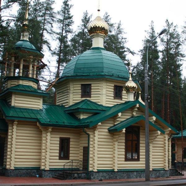 Храм Всіх святих, які в землі Санкт-Петербурзькійпросіяли / martyr-spb.ru