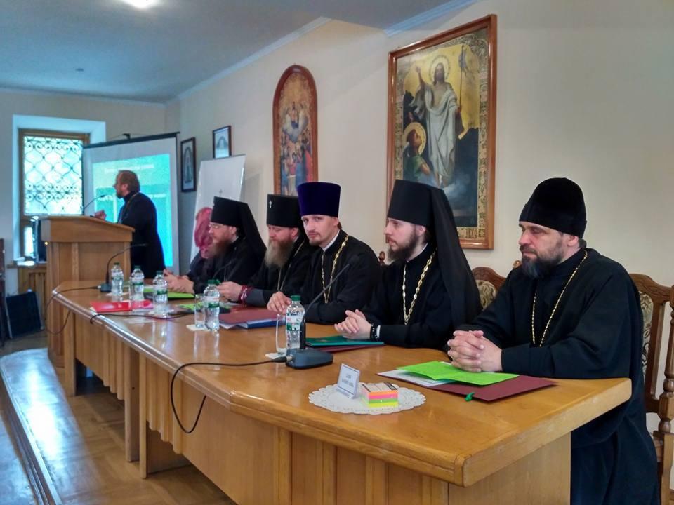 В Киево-Печерской лавре начала работу конференция по вопросам биоэтики / news.church.ua