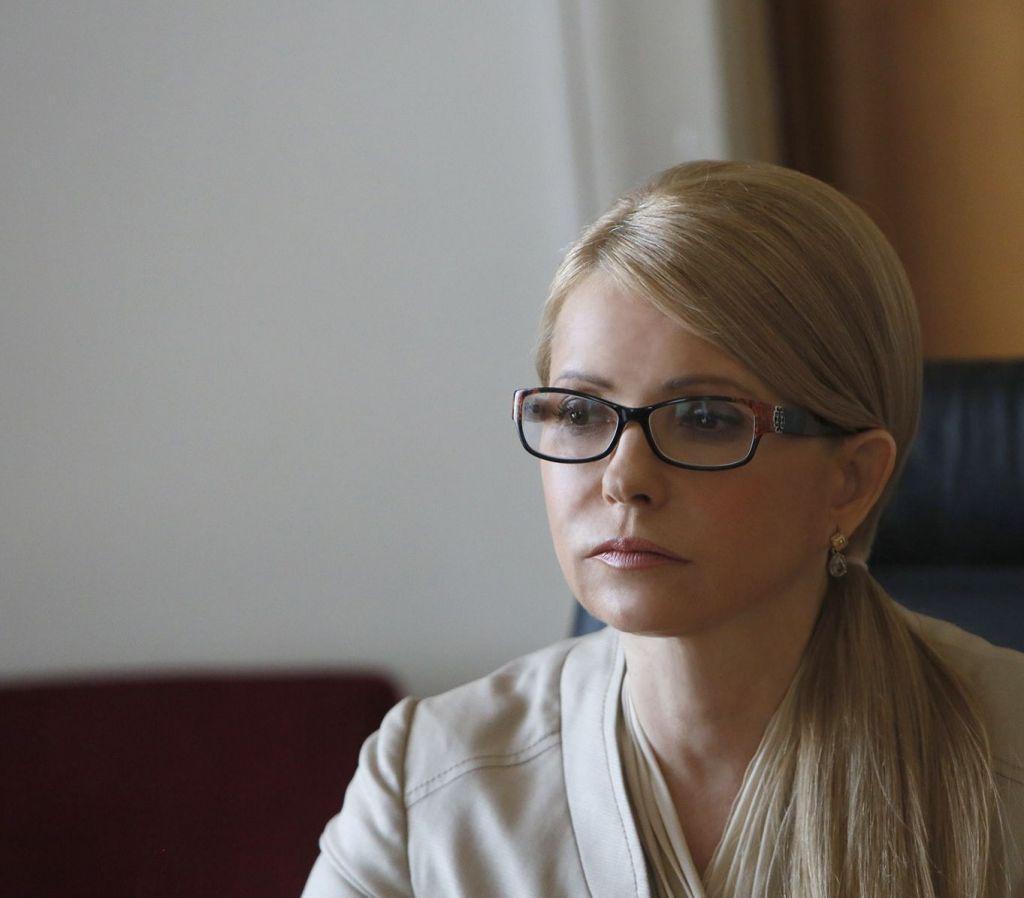 Тимошенко призывает парламент отреагировать на коррупцию в НАК «Нафтогаз» / Photo by Alexander Prokopenko