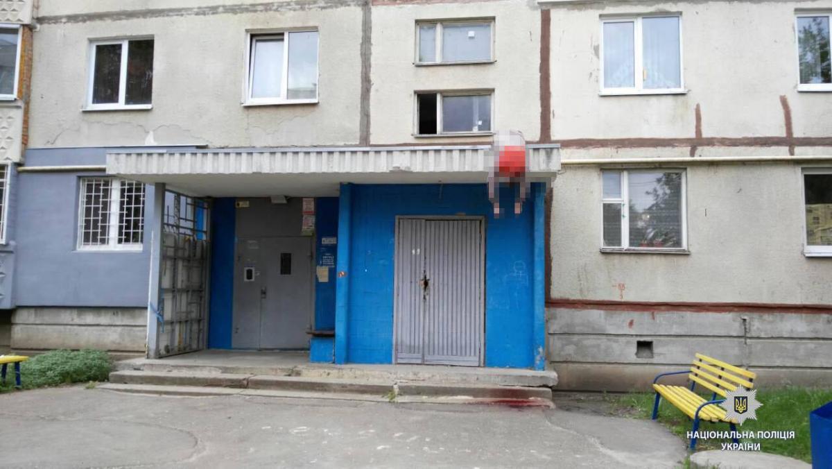 Полицейские выясняют обстоятельства происшествия / facebook.com/police.kharkov/