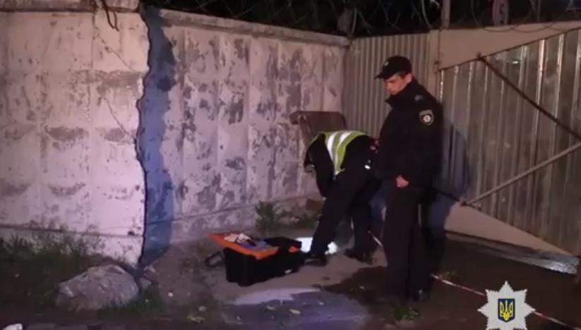 Поліція розшукує підозрюваних / скріншот