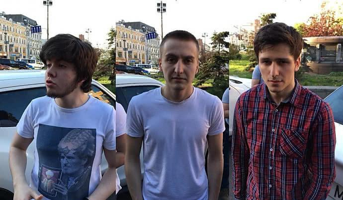 Суд оправдал троих мужчин, которые в 2018 году напали на Мустафу Найема / фото Украинская правда