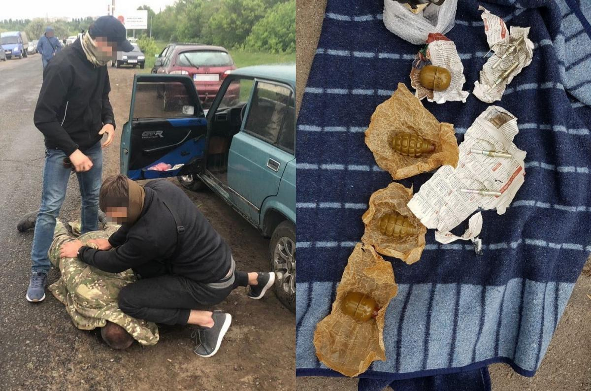 Двух злоумышленников задержали на минувших выходных / Фото ssu.gov.ua