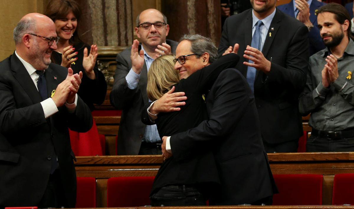Жоакім Торра / REUTERS