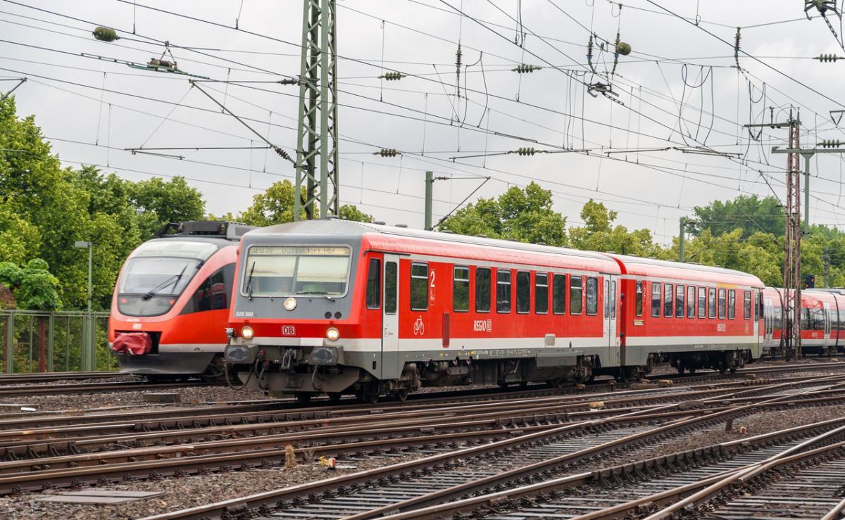 Решение отказаться от немецких б/у дизель-поездов пока не утверждено – Кравцов / фото traffic.od.ua