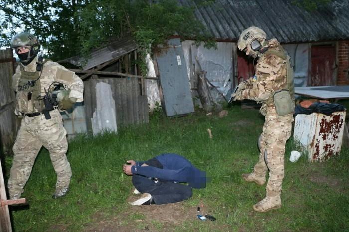 У зловмисників вилучені 23 тисячі американських доларів / фото ssu.gov.ua