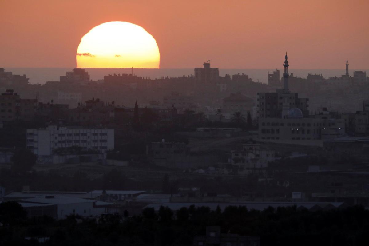 Сектор Газа / REUTERS