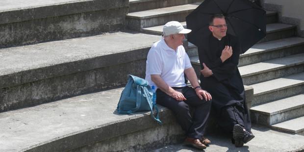 """Священнические """"дежурства"""" адресованы неверующим людям / pl.aleteia.org"""