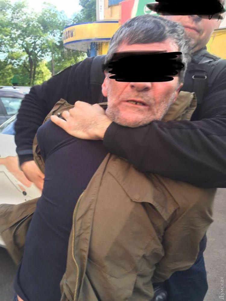 Одного з підозрюваних вдалося затримати / фото dumskaya.net