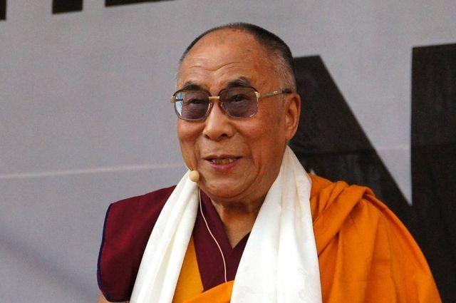 Далай-лама / commons.wikimedia.org