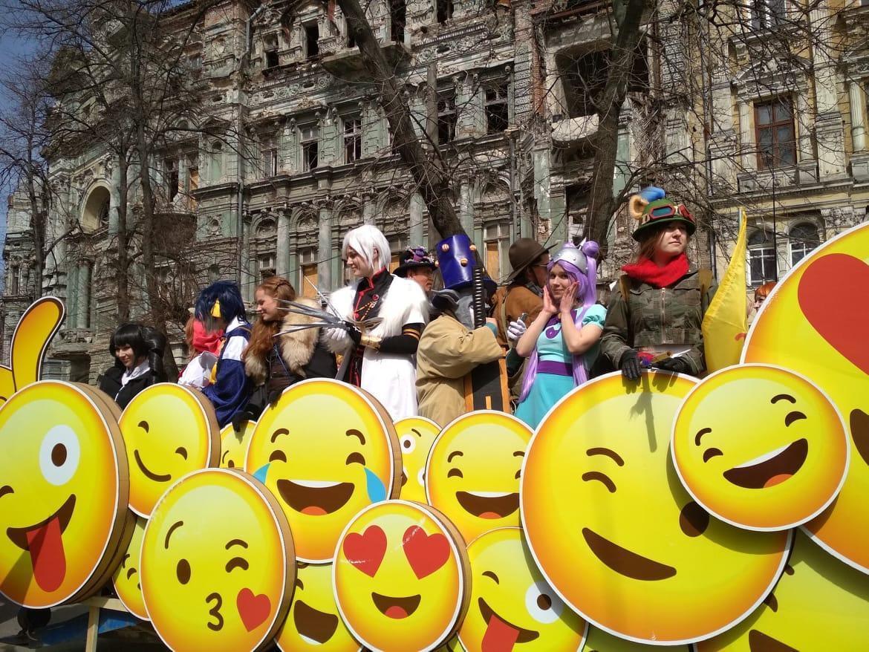В этом году Юморинупосвятят100-летию Одесской киностудии / Фото Ирина Шевченко