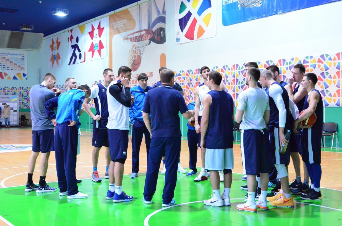 Сборная Украины обнародовала график подготовки к матчам отбора ЧМ-2018 / fbu.ua
