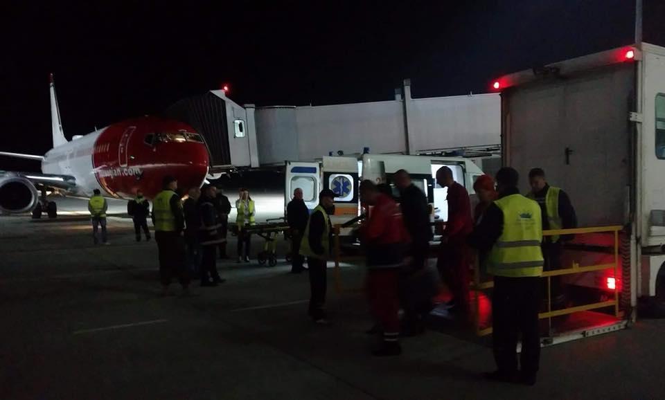 Одному из пассажиров стало плохо во время полета \ leopolis.news