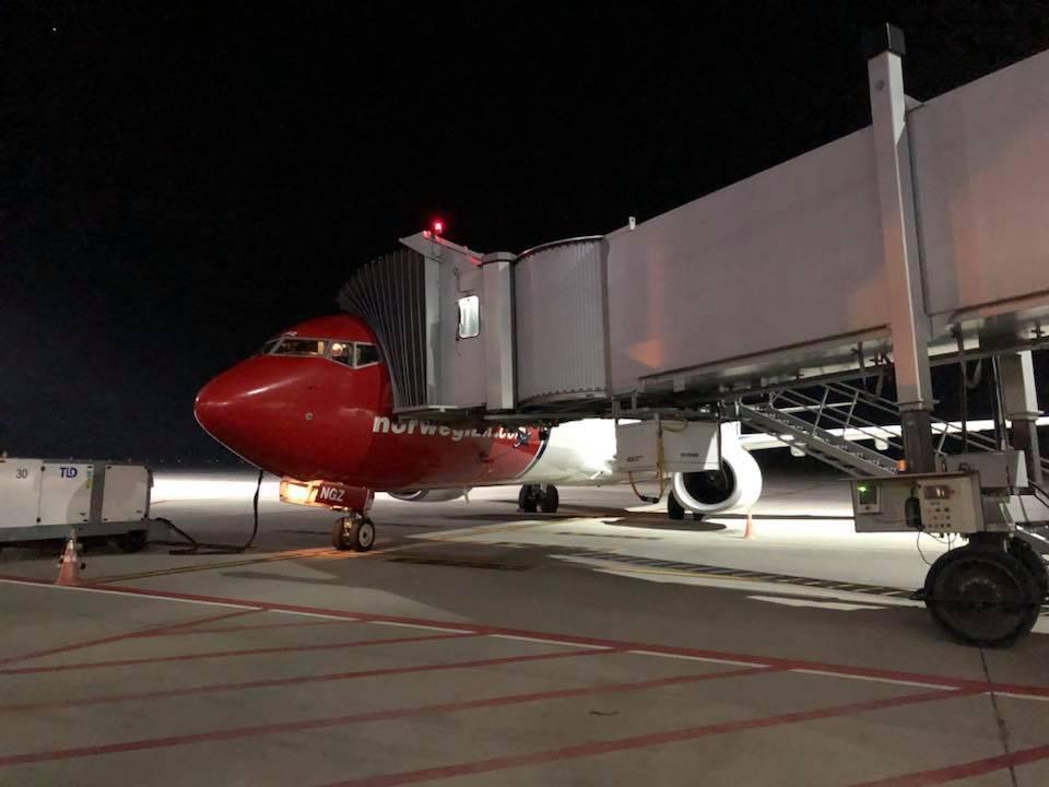 Работники аэропорта вызвали все необходимые службы \ leopolis.news