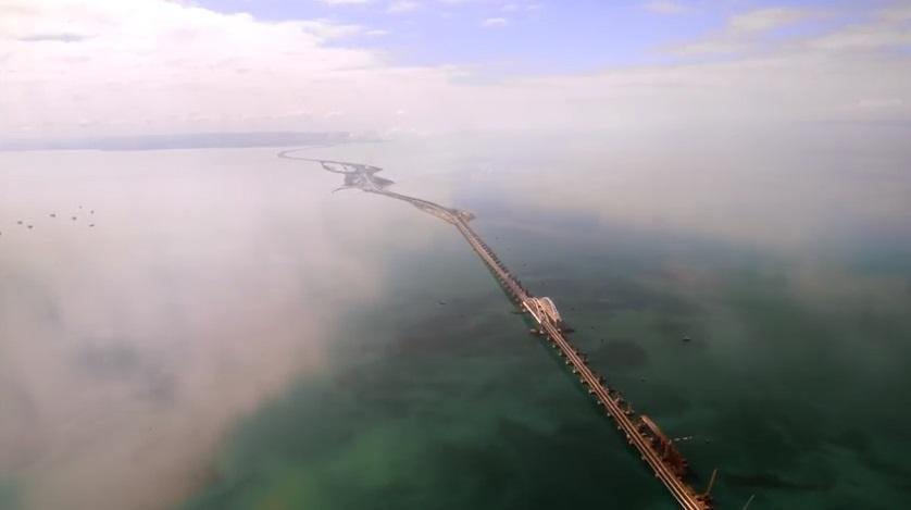 Керченский мост / Скриншот