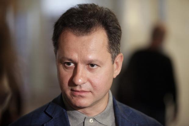 Тарас Батенко / фото прес-служби УКРОП
